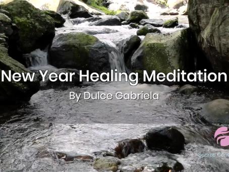 New Year Healing Meditation - 2020