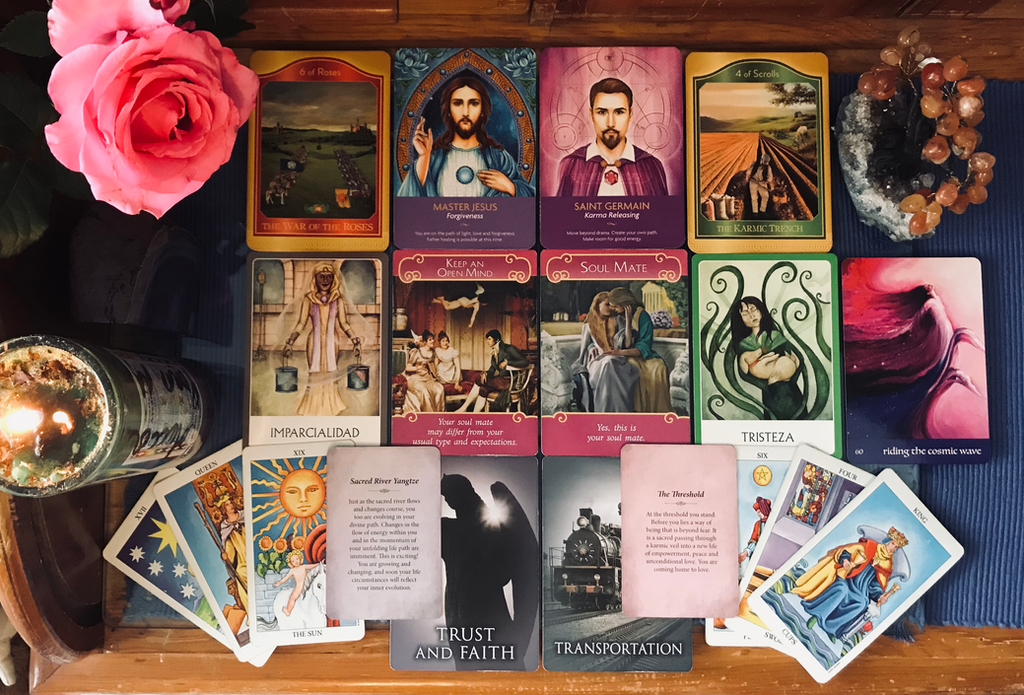 Twin Flames - Reading from April 29 to May 6, 2019