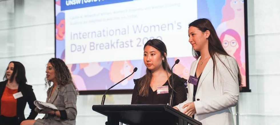 International Womens Day Breakfast (2020)