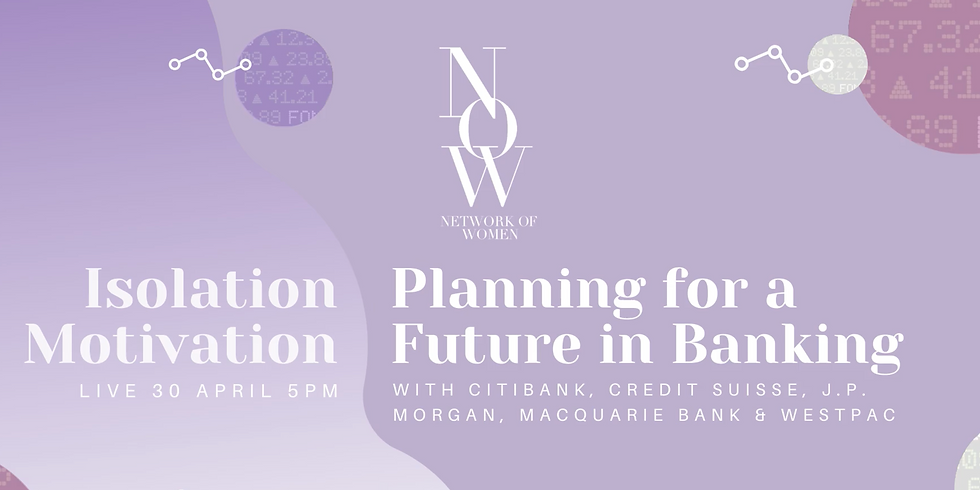 Isolation Motivation: Planning for a Future in Banking