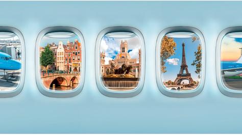 Viaja a 3 ciudades por el precio de 1 junto a Air France y KLM