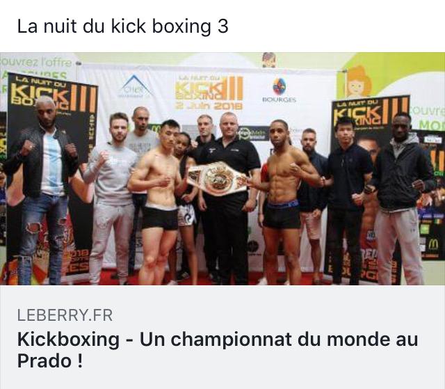 La nuti du Kick Boxing 3