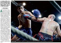 Nuit du kick boxing 3
