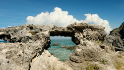 Rock with a view, Bermuda