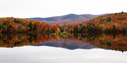Kent Pond Reflections, Vermont