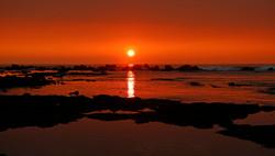 Sunset Hawaiian Style