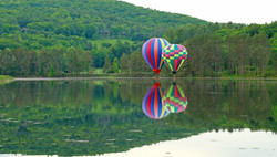 Reflections, Dewey's Pond, VT