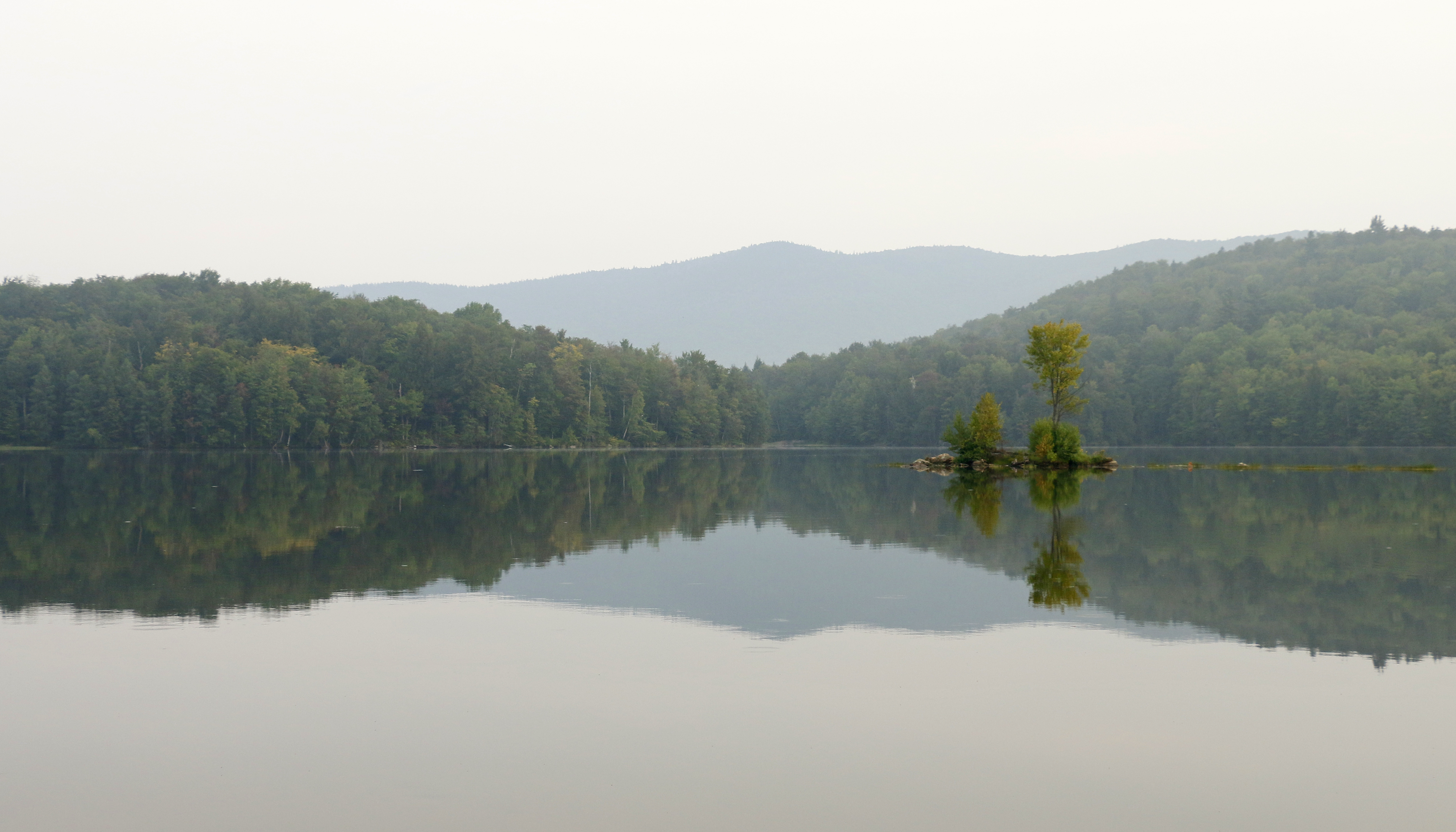 Kent Pond Misty Morn