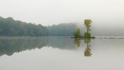 Kent Pond Misty Morning, VT