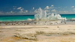 Splash, Grape Bay, Bermuda