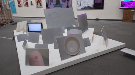 2014 愛知県立芸術大学 卒業・修了作品展  愛知県芸術文化センター