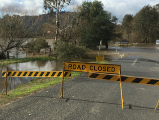 Corryong and Surrounds flooding