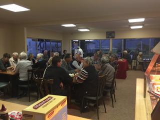 Full dining room!