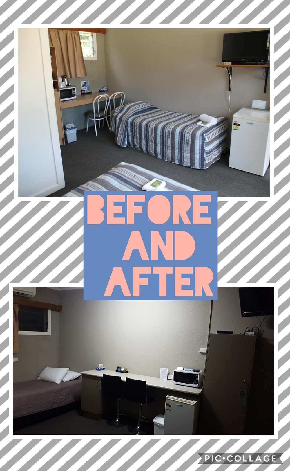 Room refurbishment