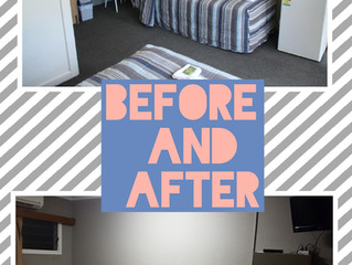 Room improvements continue