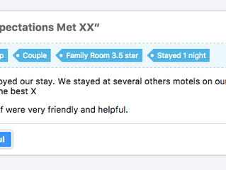 Latest reviews of Mountain View Motel