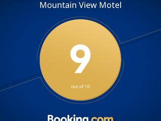 Mountain View Motel Award