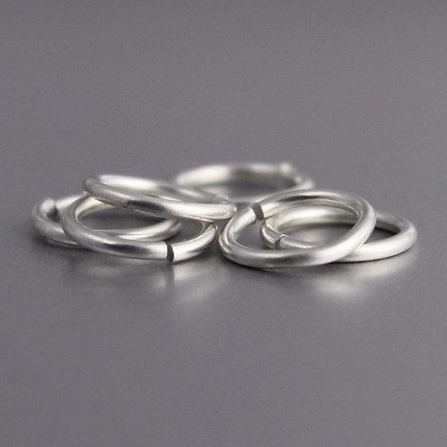 Argentium Jump Rings