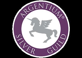 Argentium silver guild emblem 653868.png