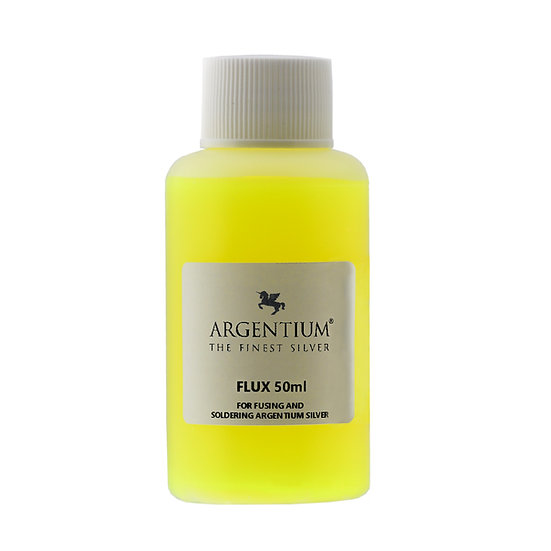 Argentium Silver Flux 50ml Travel Size Bottle