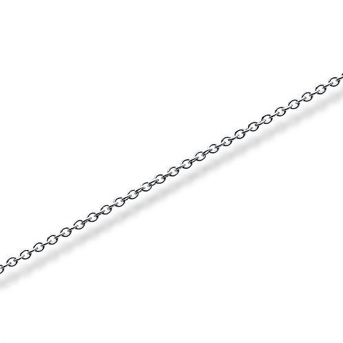 Trace Chain (oval) 1.9mm Loose