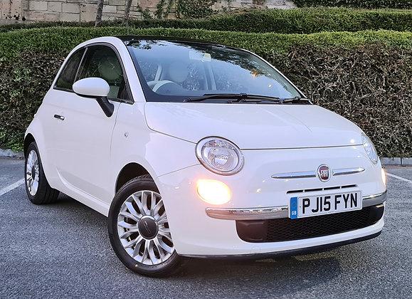*SOLD* 2015 Fiat 500