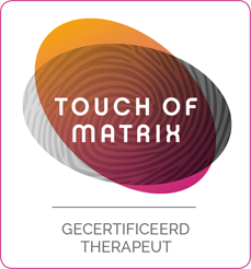 Touch-of-matrix gecertificeerd therapeut
