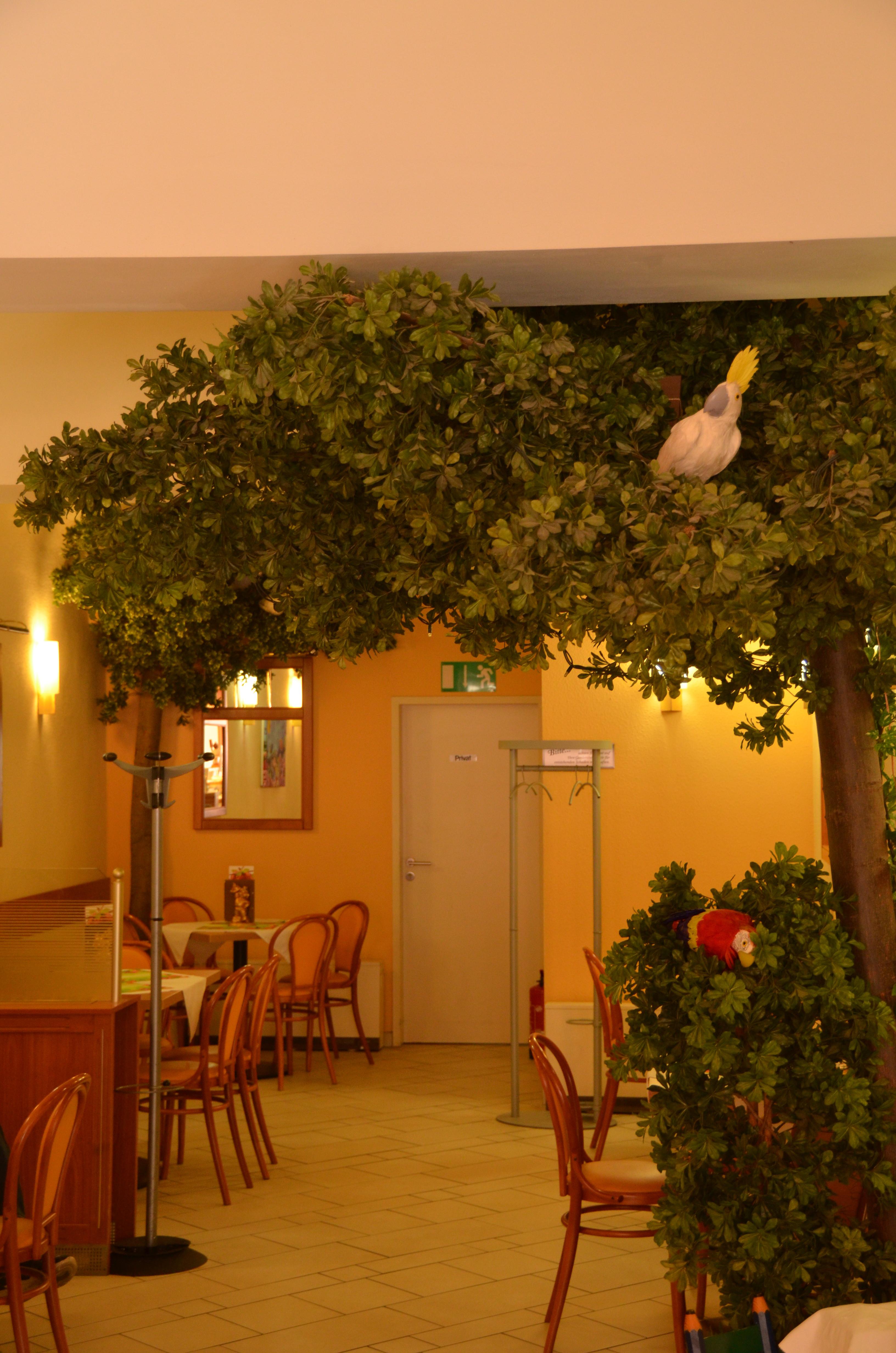 Festlichkeiten im Café Mittweida