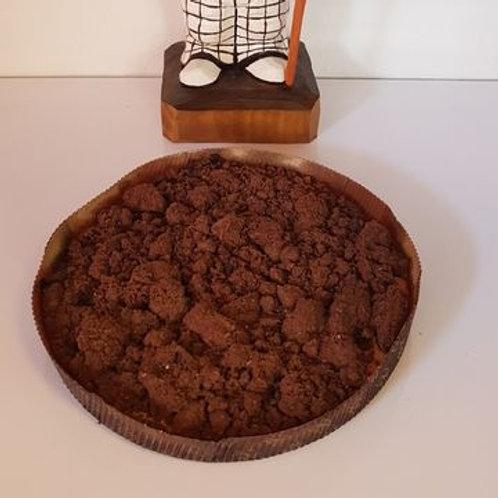 Kakaostreuselkuchen