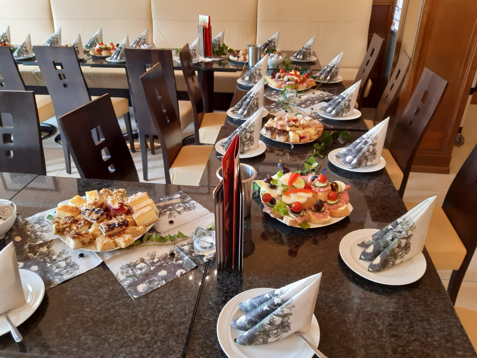 Festlichkeiten im Stadtcafé Leisnig