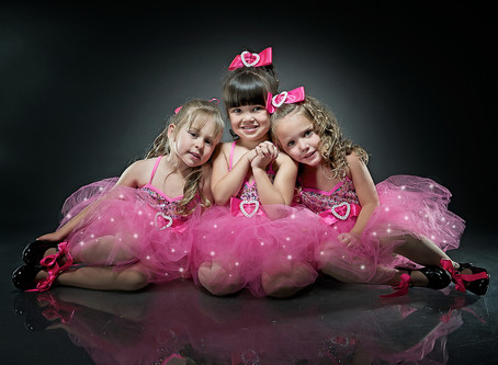 Twinkle Star Dancers - It's Stage Time!