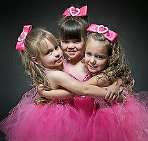 Preschool dancer