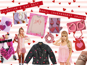 Shop Small for Valentine's Day