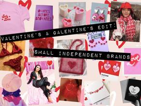 Shop Small for Valentine's & Galentine's Day 2021