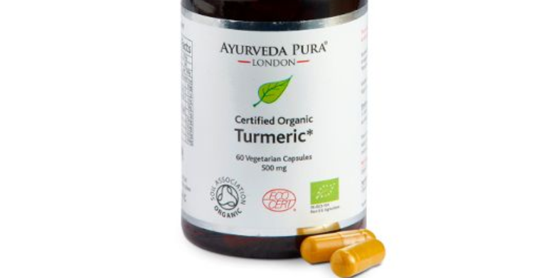 Turmeric Herbal Capsules
