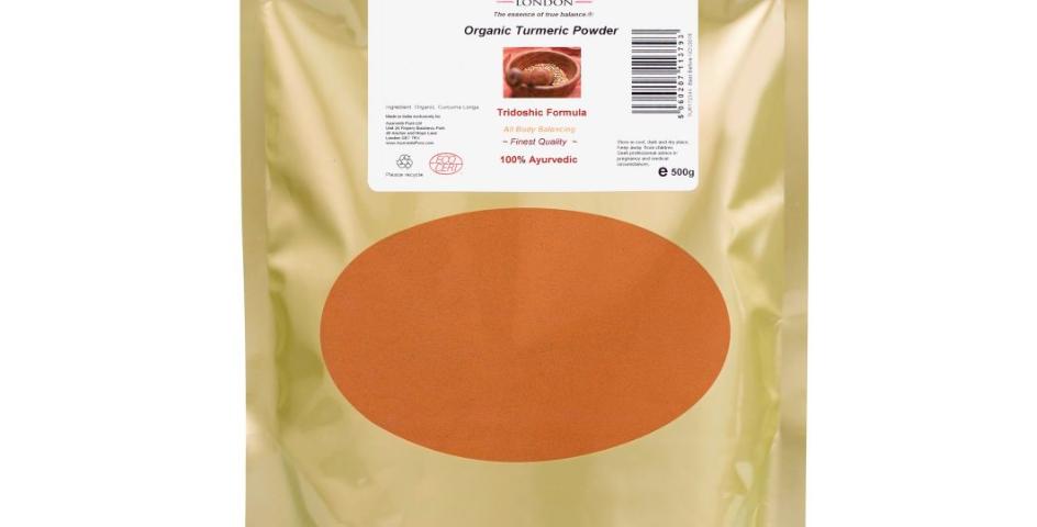 Organic Turmeric Powder - 100g