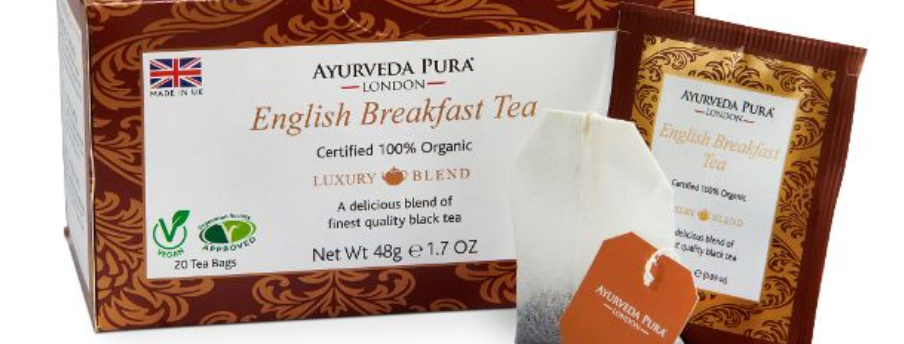 English Breakfast Tea - Luxury Blend - Box