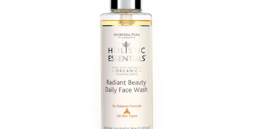 Radiant Beauty Daily Face Wash Re-Balance Formula Tridoshic