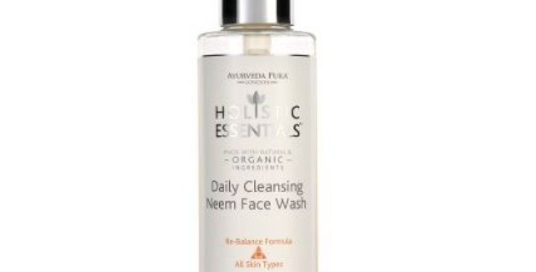 Daily Cleansing Neem Face Wash Re-Balance Formula