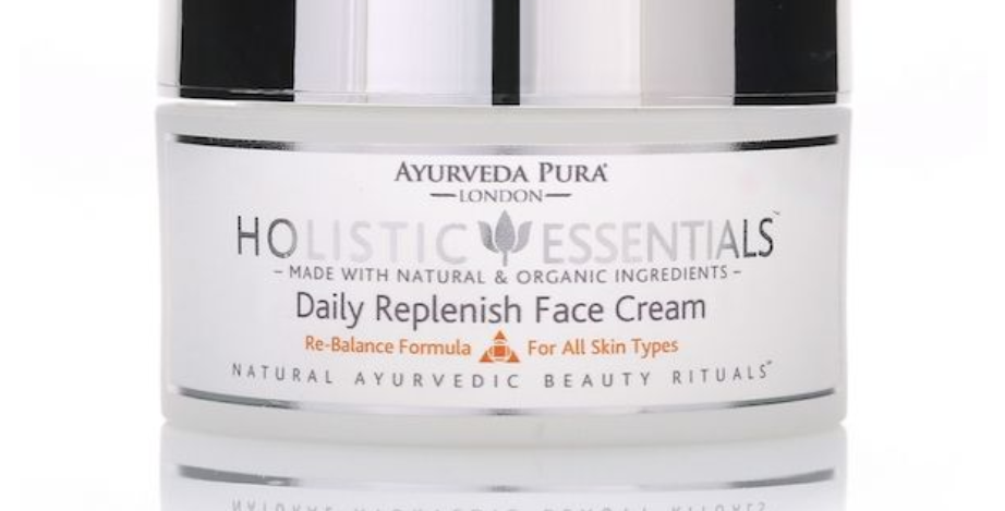 Daily Replenish Face Cream Re-Balance Formula Tridoshic