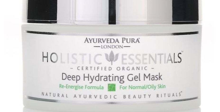 Deep Hydrating Gel Mask Re-Energise Formula Kapha