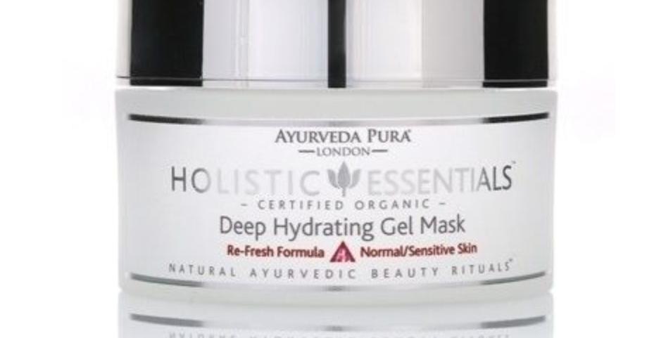 Deep Hydrating Gel Mask Re-Fresh Formula Pitta