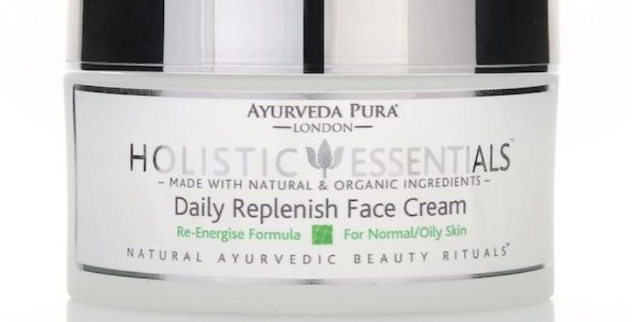 Daily Replenish Face Cream Re-Energise Formula Kapha