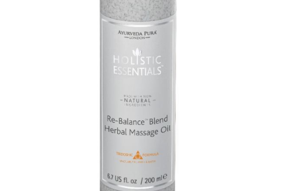 Re-Balance Blend Herbal Massage Oil - Tridoshic Formula - 200ml