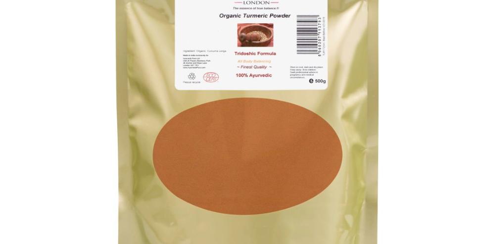 Organic Turmeric Powder - 500g