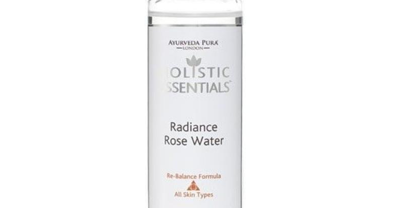 Organic Radiance Rose Water