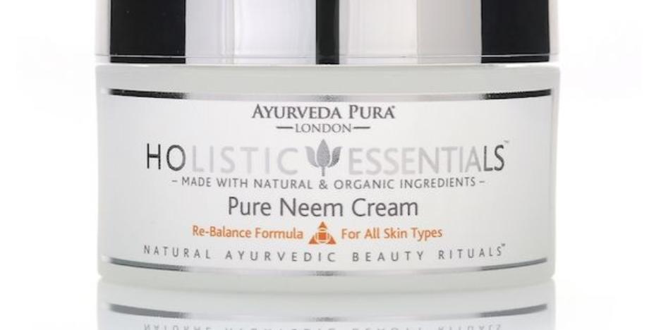 Pure Neem Face Cream Re-Balance Formula Tridoshic