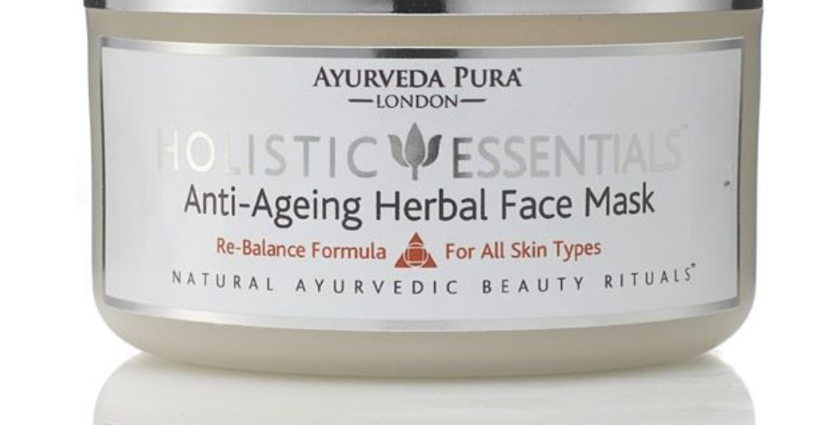 Anti-Ageing Herbal Face Mask
