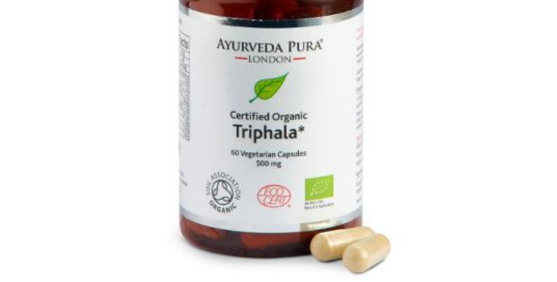 Triphala Herbal Capsules