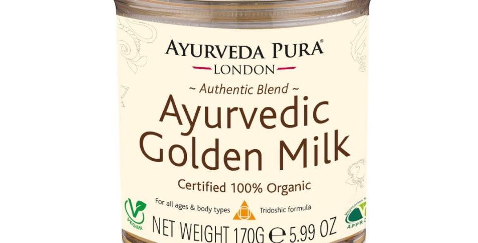 Ayurvedic Golden Milk